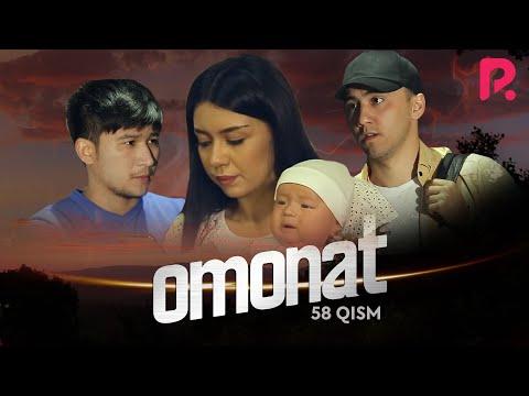 Omonat (o'zbek serial)
