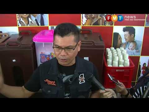 Jamal, rakan taja RM5,000 sehari belanja warga kota makan percuma 3 tahun
