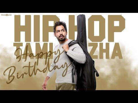 Think Mashup - Happy Birthday Hiphop Tamizha #HBDHiphopTamizha