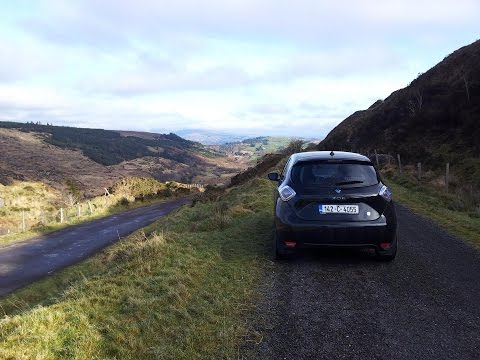 My Electric Journey - Episode 13 - Starting Irish EV Owners Photographic Rally 2015