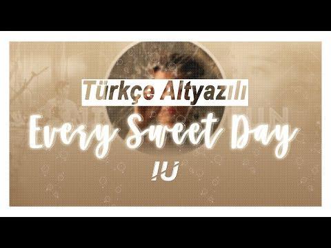 IU _ Every Sweet Day (Türkçe Altyazılı)