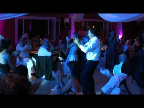 Argentinian wedding dance