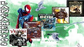 Baixar Lançamentos e Quadrinhos em Pré-venda (julho de 2018)