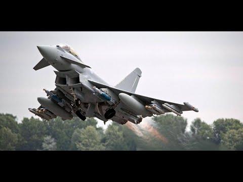 مقاتلات تعترض قاذفات قنابل روسية بالمجال الجوي البريطاني  - نشر قبل 12 ساعة