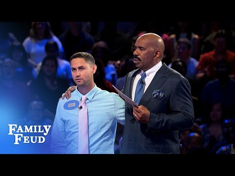 MIRACLE ANSWER! | Family Feud