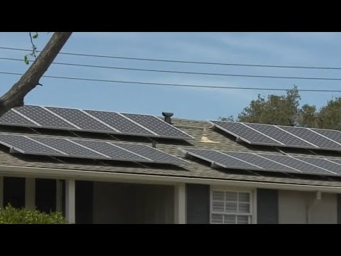 California Issues Mandate Requiring New Homes To Install Solar Panels