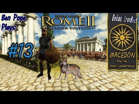 Rude, Crude & Probably Lewd - Total War: Rome II - Emperor Edition - Macedon - Part #13