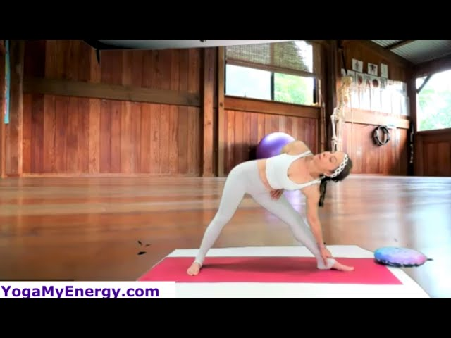 Yoga and Core, Fire up your Core Strength