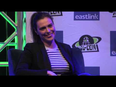 HalCon 2014   Michelle Forbes Q&A