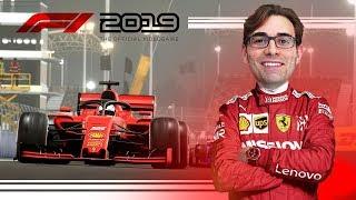 F1 2019 - O Inicio de Gameplay no Modo Carreira | Em Português PT-BR