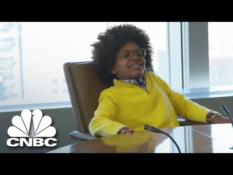 Mr. Cory's Cookies | The Profit | CNBC Prime