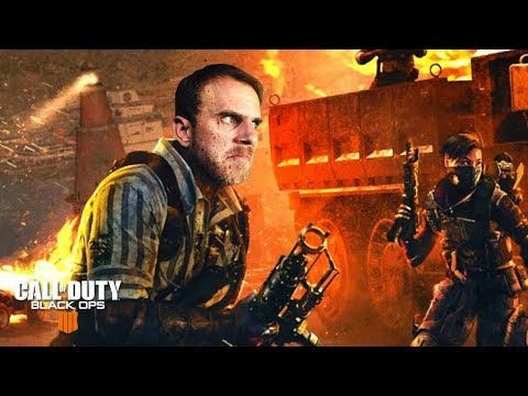 I Blacked Out For A Second (Call of Duty: Black Ops 4 Blackout Battle Royale) thumbnail