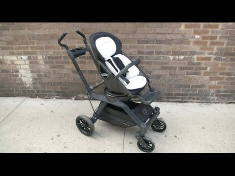 Orbit G3 Stroller Seat Review from Orbit Baby - YouTube