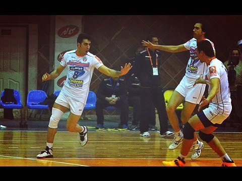 Javaheri Gonbad v Shahrdari Urmia | Iran Volleyball Super League 2014