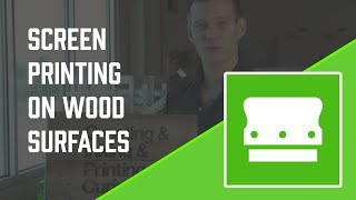 How To Screen Print On Wood, Get Creative With Screen Printing