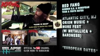 RED FANG U.S. & European Summer Tour Teaser