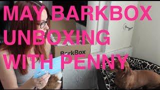 May Bark Box Unboxing Thumbnail