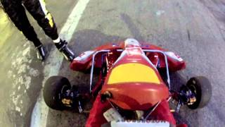 GoPro Motorsports: GoKarting @ Night with Michael Lewis