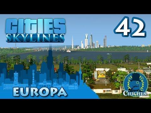 Cities Skylines - Europa - #42 en español