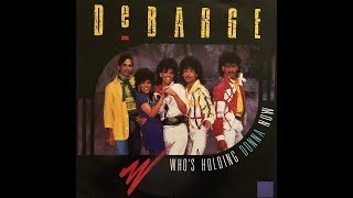 DeBarge - Who's Holding Donna Now (1985 Single Version) HQ