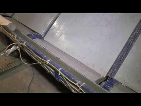 Производство туалетной бумаги на Картонно-Бумажном комбинате  г. Туймазы