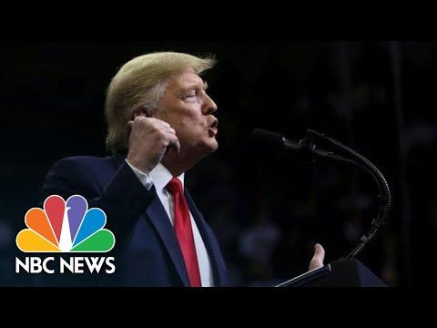 Trump Speaks At New Hampshire Campaign Rally | NBC News (Live Stream Recording)