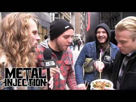 TOOTHGRINDER - Quest For Food Trucks In NYC | Metal Injection