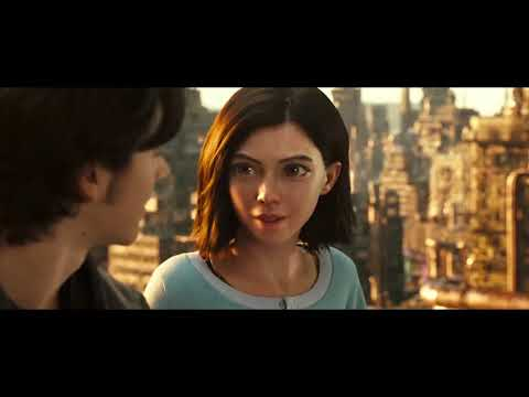 ALITA-Battle Angel-2019 HD Trailer Fan Made | Moving Scene