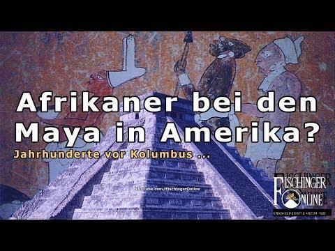 Rätselhafter Fund: Waren Afrikaner lange vor Kolumbus bei den Maya in Mittelamerika?