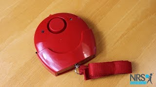 Wall Mounted Panic Alarm Review