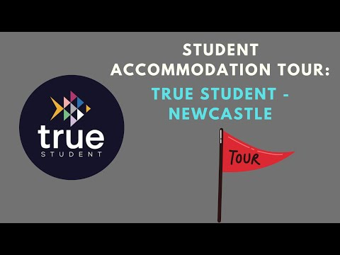 True Newcastle Shared Apartment - Student Accommodation Tour