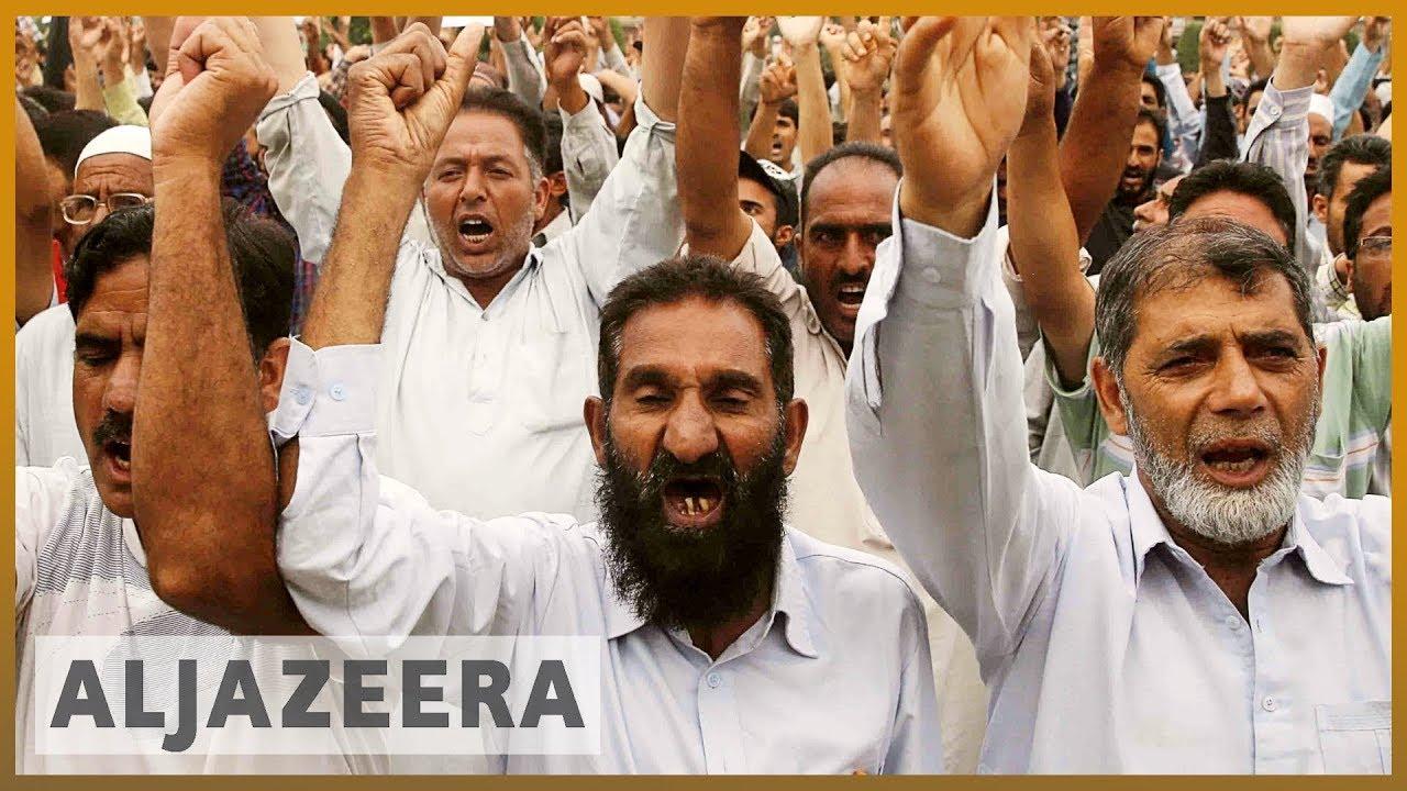 AlJazeera English:Kashmir restrictions to be eased in 'gradual manner'