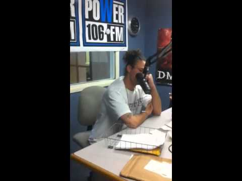 Bizzy Bone in Albuquerque Radio Interview