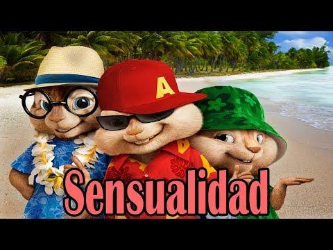 Ardillas - Sensualidad (Bad Bunny X Prince Royce X J Balvin)   Letra