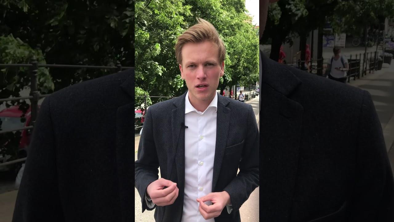 Sondre Hansmark: slik vil Unge Venstre forebygge psykiske helseplager hos barn og unge