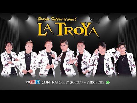 """GRUPO LA TROYA 2015 En Vivo """"CONCIERTO TOTAL"""" EN LOS PINOS BOLIVIANO(Audio Oficial en HD)✓"""
