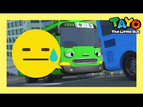 Tayo help your friends! l Having Good Habits l Tayo the Little Bus