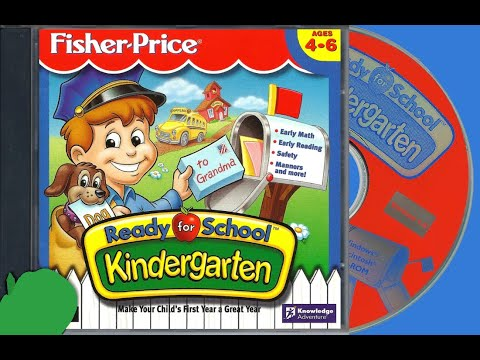 A SOMEWHAT WALKTHROUGH OF FISHER-PRICE: READY FOR SCHOOL KINDERGARTEN IN HD