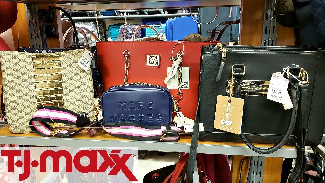 48f67030e29b TJ Maxx Purse Handbags SHOP WITH ME JANUARY 2019 - YouTube