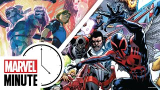 Marvel's Runaways Returns, 2099 Comics Inbound, and More! | Marvel Minute