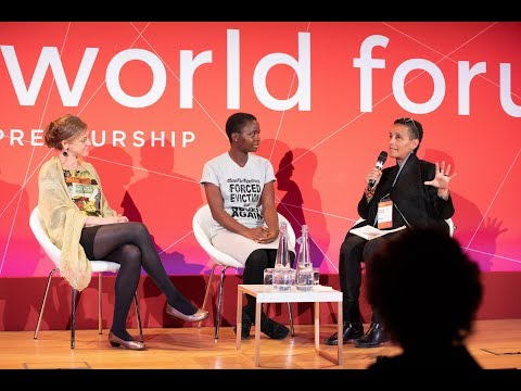 Megan Chapman & Bisola Temitope Akinmuyiwa | The Art of Co Creation | SkollWF 2018