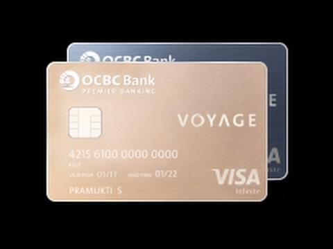 Kartu Kredit Voyage - Bank OCBC NISP