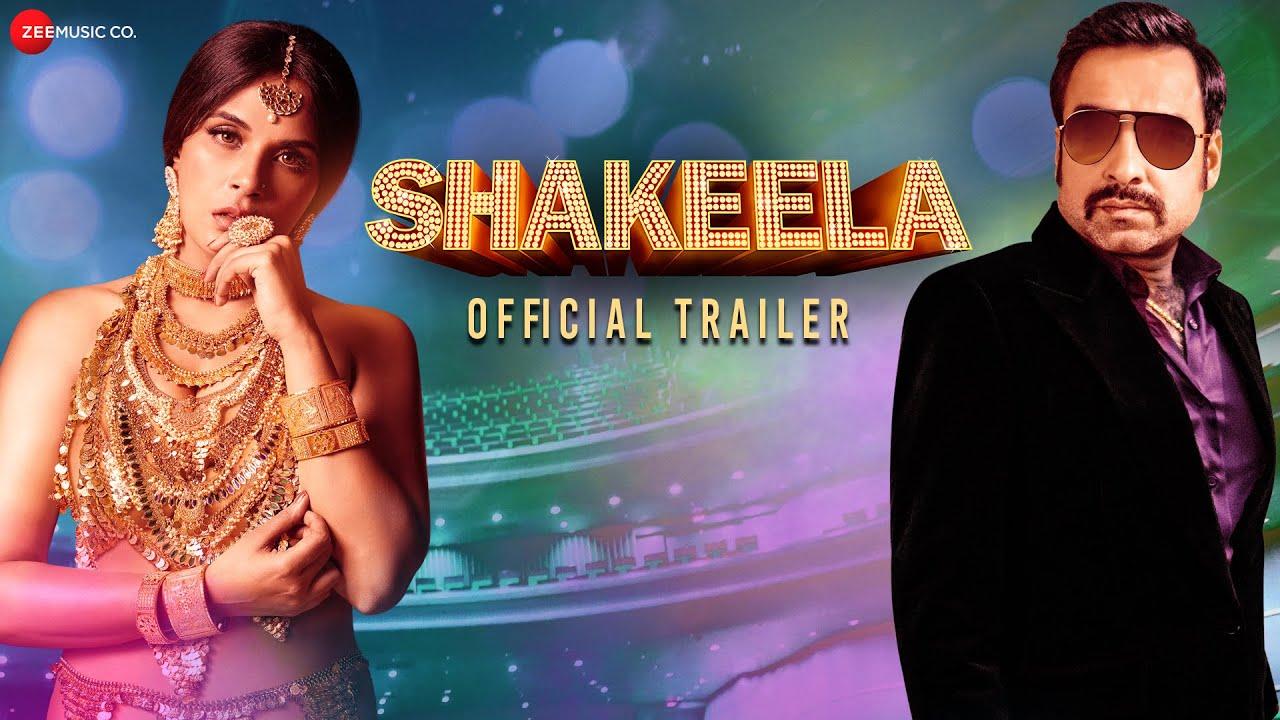 Checkout Shakeela Songs lyrics penned by Kumaar and sung by Prakriti kakar, Khushboo Grewal and vishal mishra