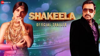 Shakeela - Official Trailer | Richa Chadha | Pankaj Tripathi