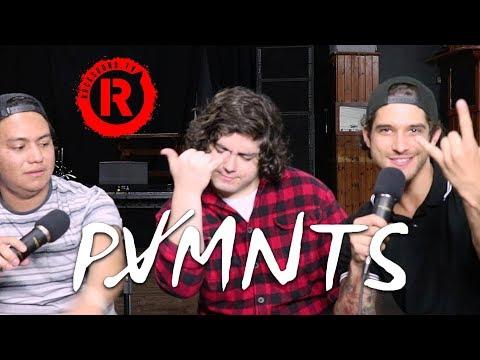 PVMNTS' Tyler Posey, Freddy Ramirez & Nick Guzman Reveal Their Pop Punk Heroes
