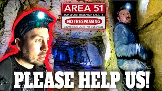 WE SHOULD NOT HAVE STORMED AREA 51 UNDERGROUND (PART 2 SPECIAL)