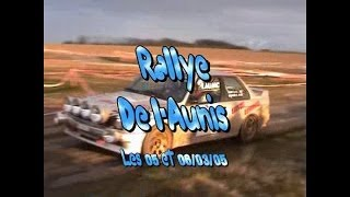 Vidéo Rallye du Pays d'Aunis 2005