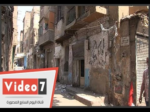 بالفيديو.. -اليوم السابع- داخل مثلث ماسبيرو بعد بدء إزالة العقارات  - 23:21-2017 / 8 / 14