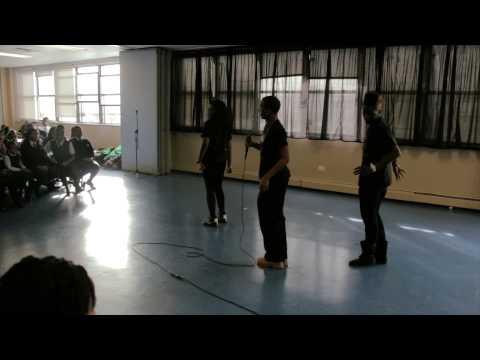 Caezar in the Community (Trey Whitfield School in Brooklyn)