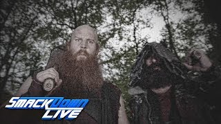 The Bludgeon Brothers World Is A Horrible Place SmackDown LIVE Nov 7 2017